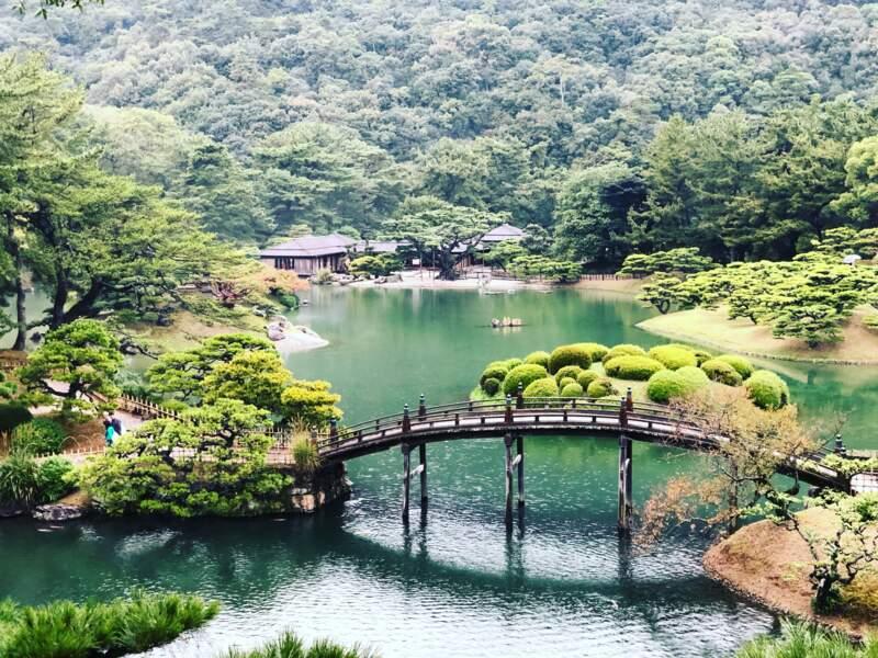 7. Takamatsu, Japon