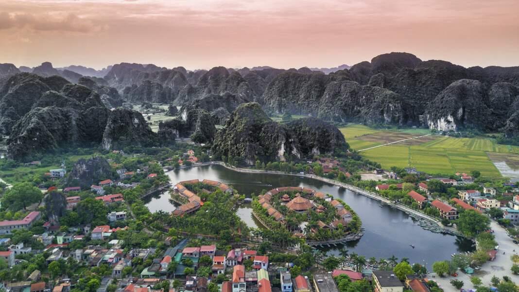 2. Ninh Binh, Vietnam