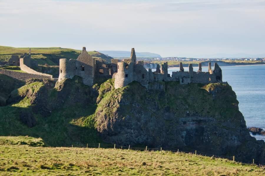Des ruines hantées