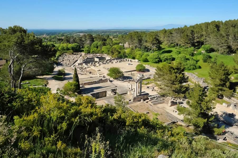 Glanum (Ier siècle) à Saint-Rémy-de-Provence, la perle disparue de la Gaule romaine