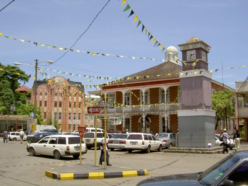 Port Antonio, Jamaïque