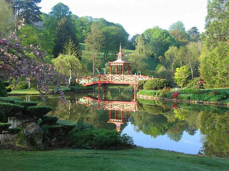Parc floral d'Apremont-sur-Allier (Apremont-sur-Allier)