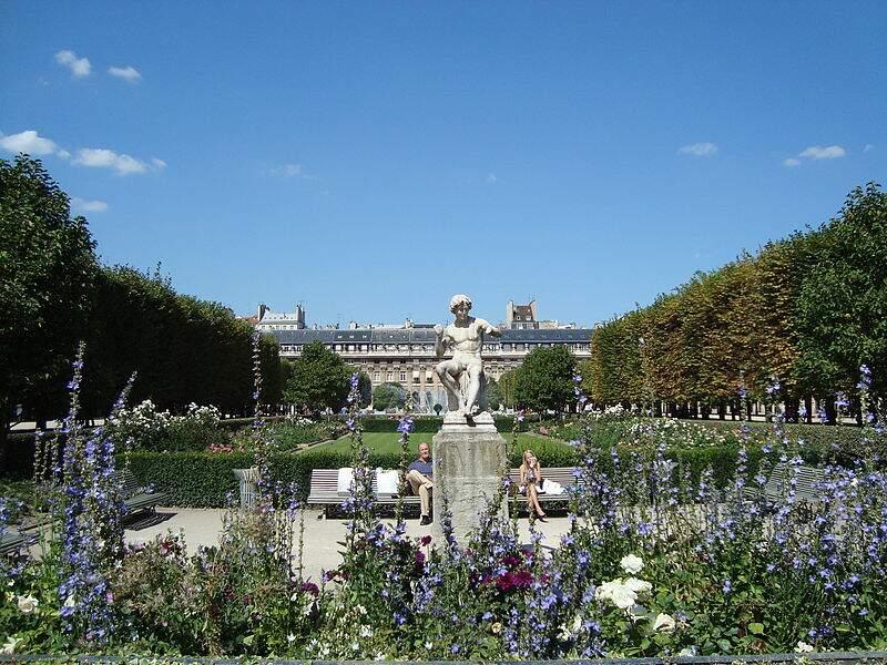 Jardin du Palais Royal (Paris)