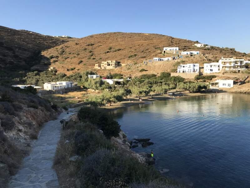 Faros et ses trois plages