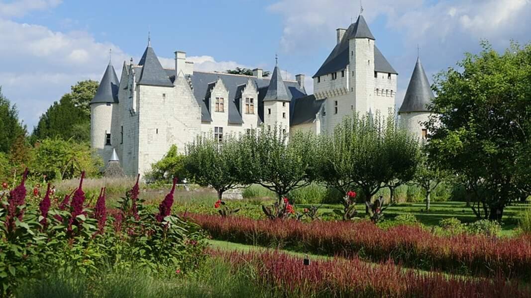 Jardin du château du Rivau (Lémeré)
