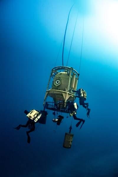Explorer plus longtemps les profondeurs