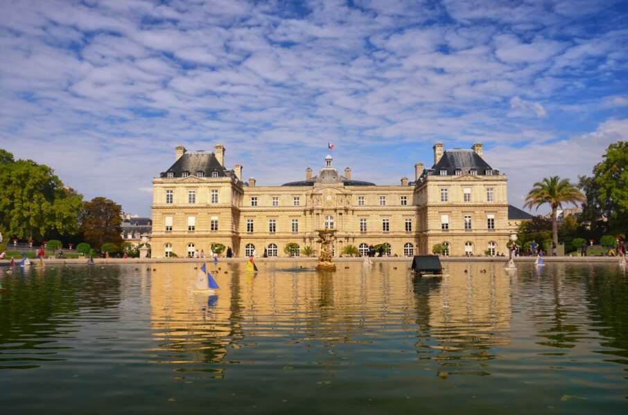 Sénat - Palais du Luxembourg et hôtel de la Présidence (Paris)