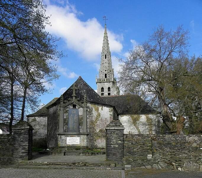 Chapelle Sainte-Suzanne à Guerlédan (Côtes-d'Armor)