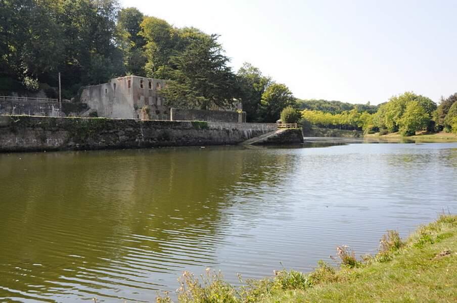 Bunker de Kervallon à Brest (Finistère)