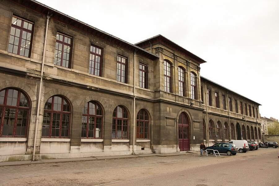 Domaine de l'École vétérinaire de Maisons-Alfort (Val-de-Marne)