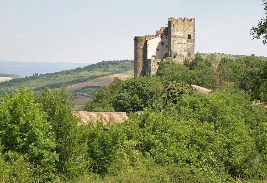 Château de Montaigut-le-Blanc (Creuse)