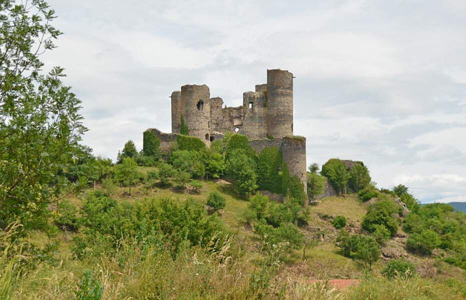 Château de Domeyrat (Haute-Loire)