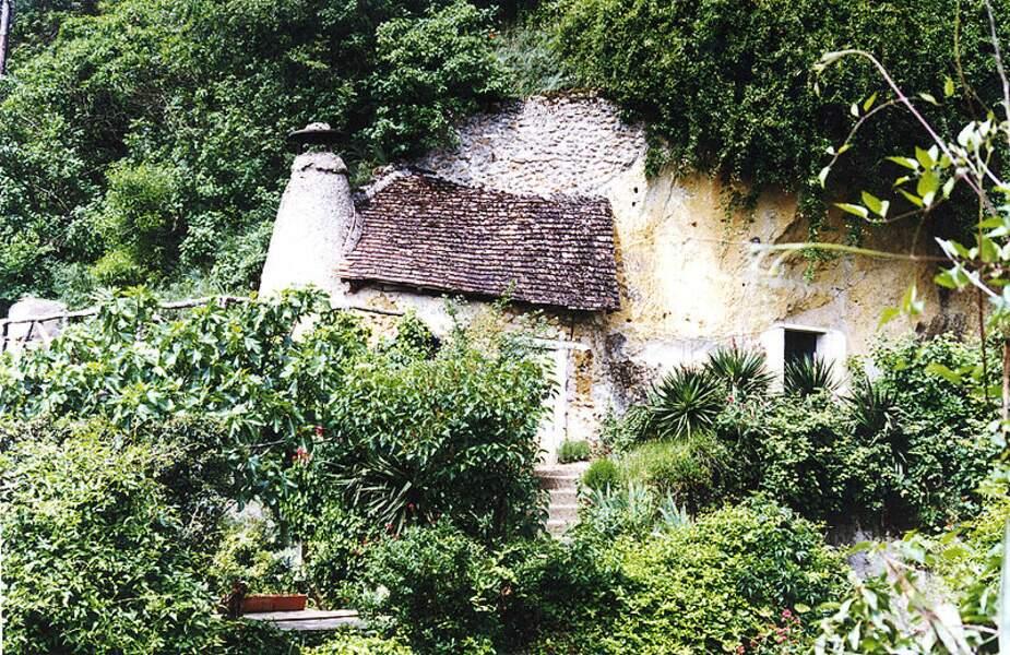 Caves et habitations troglodytiques de Trôo (Loir-et-Cher)