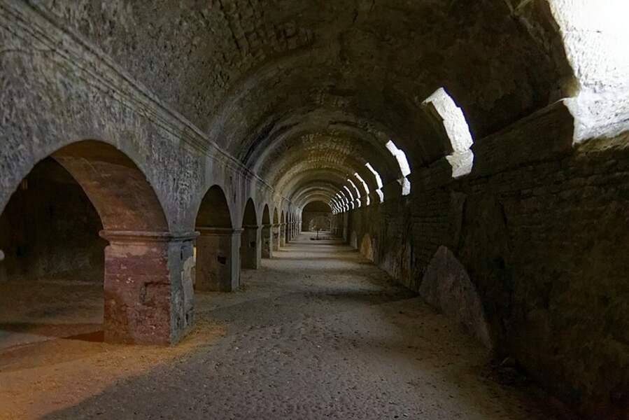 Les Cryptoportiques (Bouches-du-Rhône)
