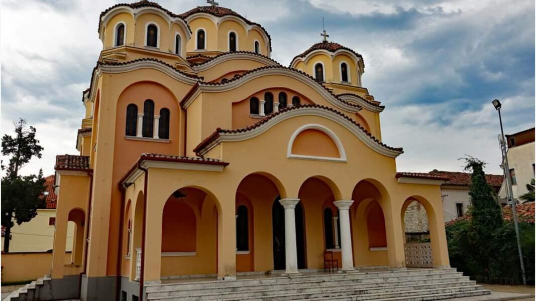 Église orthodoxe à Shkodër