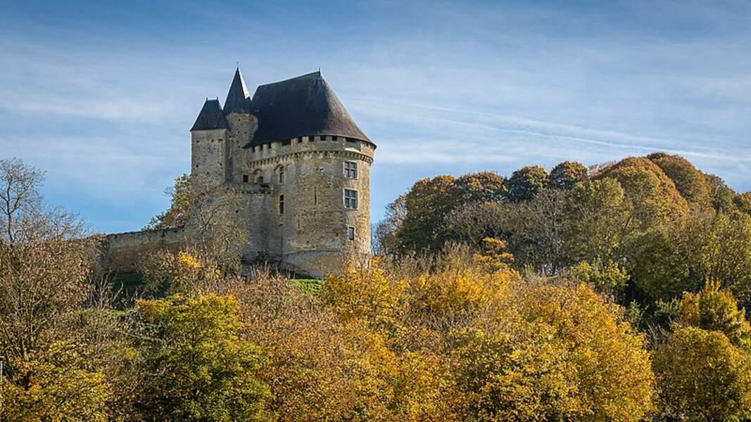 Donjon de Ballon (Sarthe)