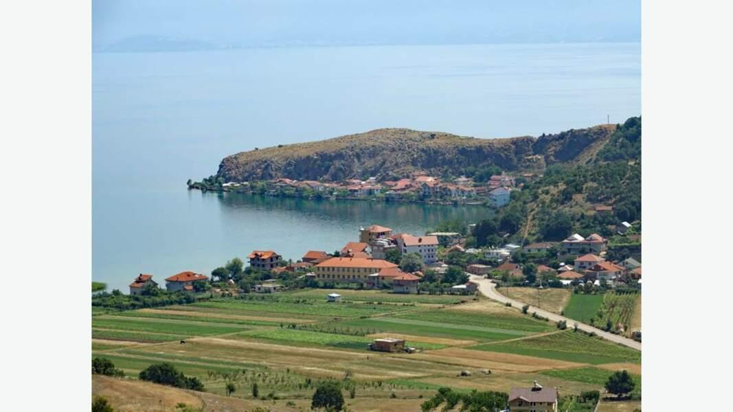 Lac d'Ohrid