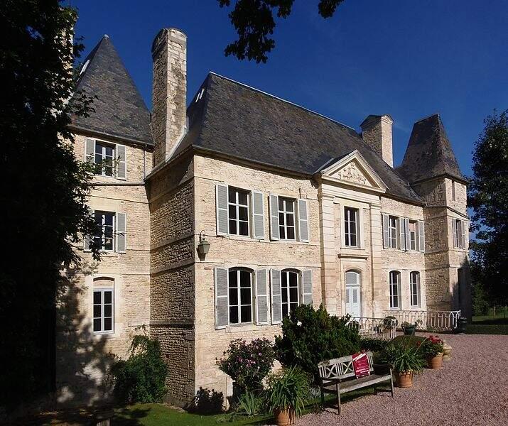 Château d'Olendon (Calvados)