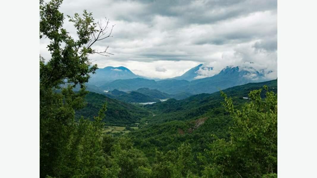 Parc national de la montagne Dajti