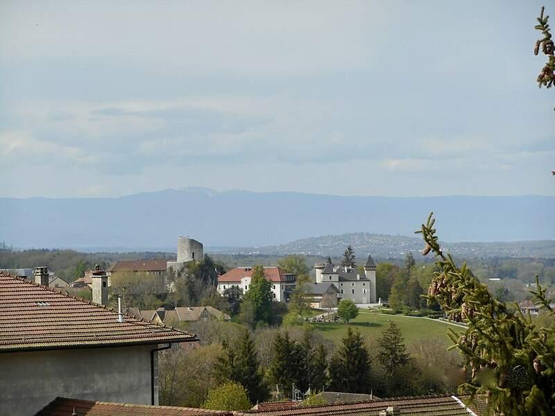 La Roche-sur-Foron (Haute-Savoie)