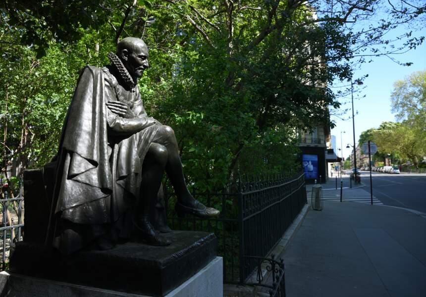 """""""Tombeau présumé"""" de Montaigne à Bordeaux: les ossements seraient ceux d'un homme"""
