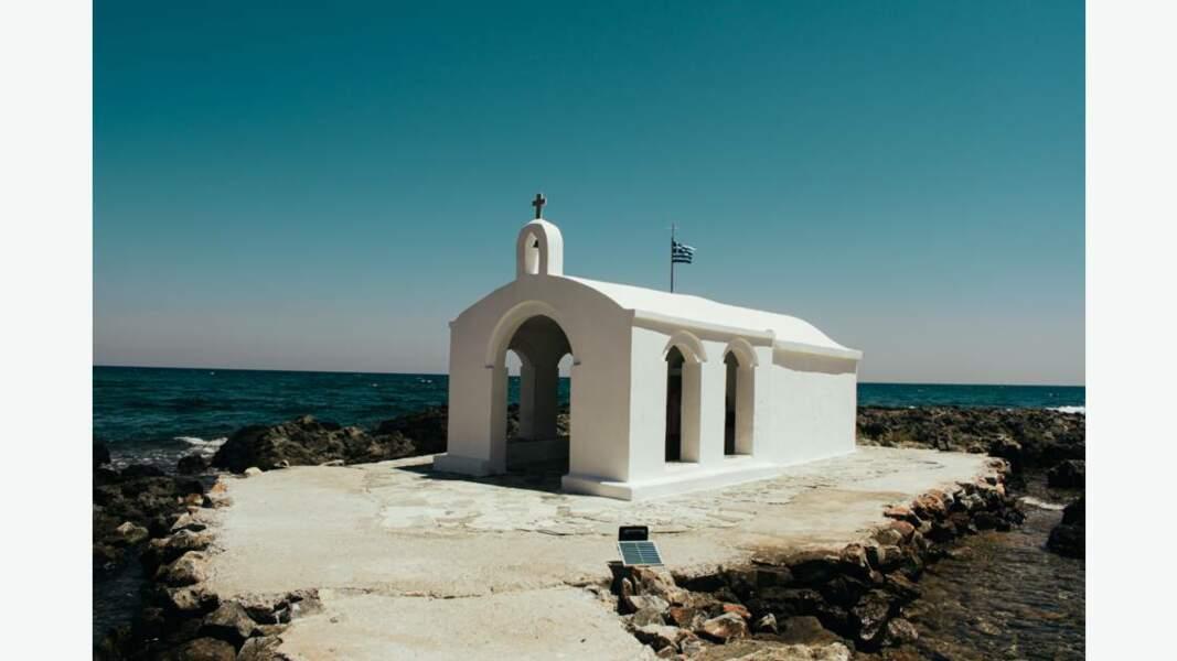 Chapelle de Saint-Nicolas à Georgioúpoli