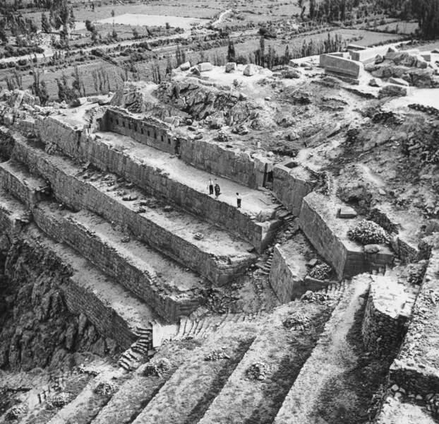 La forteresse d'Ollantaytambo protégea, en 1537, l'empereur des terribles conquistadors