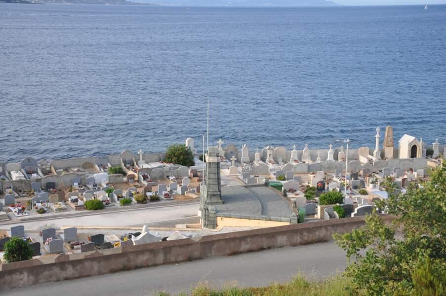 Le cimetière marin de Saint-Tropez