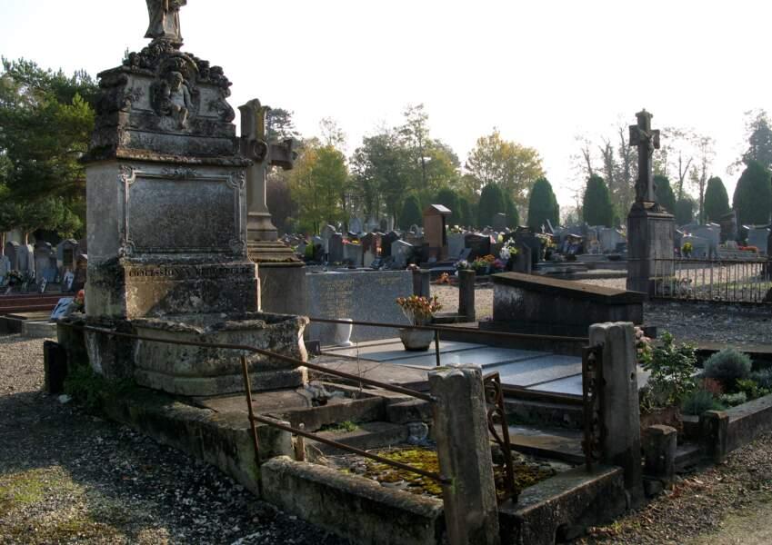 Le cimetière de la Madeleine, à Amiens