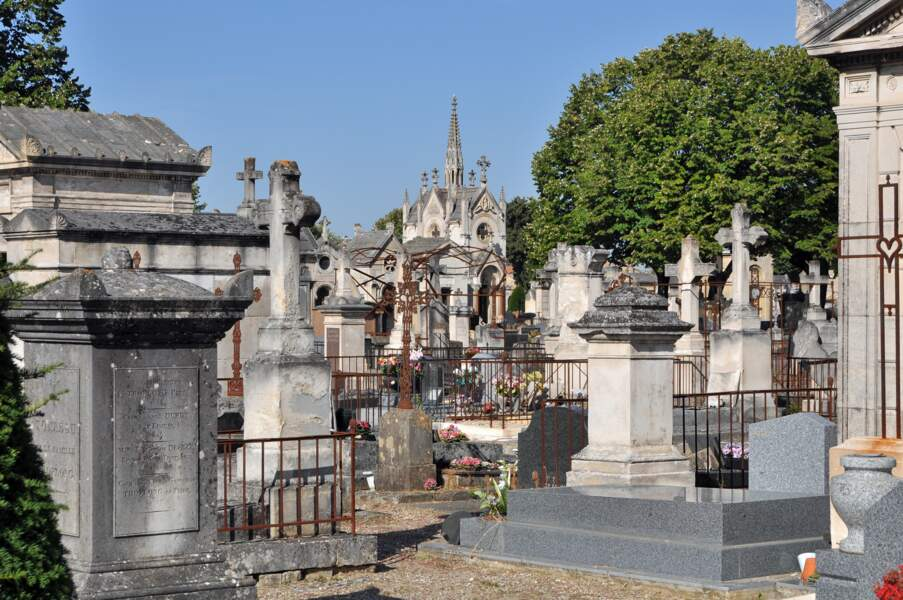 Le cimetière de la Chartreuse, à Bordeaux
