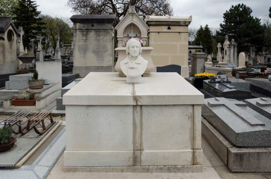 Le cimetière parisien du Montparnasse