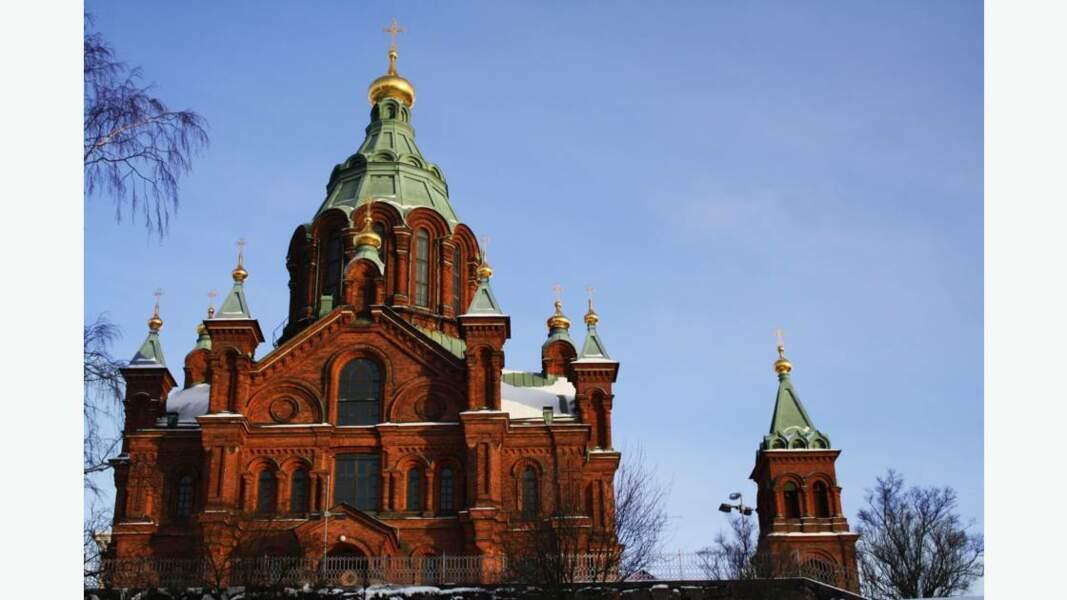Autre vue de la cathédrale Ouspenski