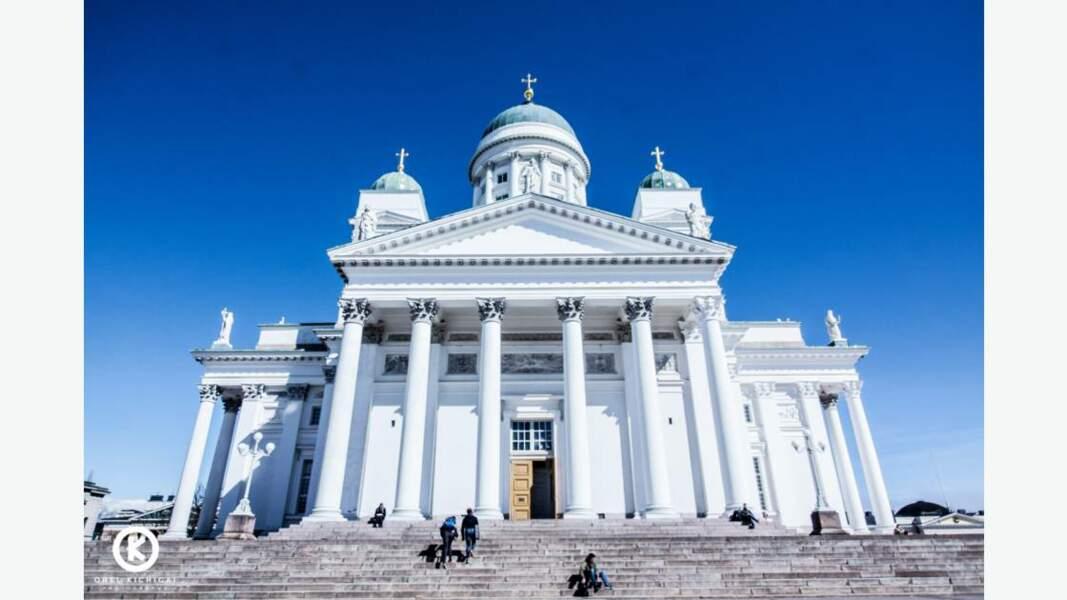 Cathédrale de l'Église évangélique-luthérienne d'Helsinki