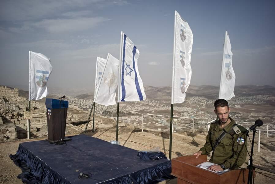 L'armée israélienne veille