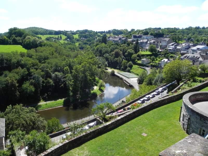 Uzerche, en Corrèze