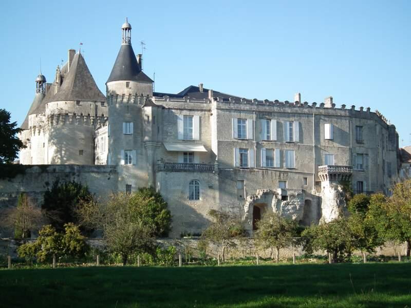 Jonzac, en Charente-Maritime