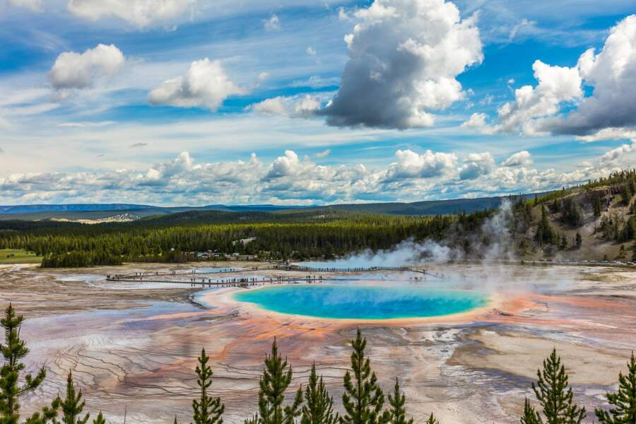 Yellowstone (Etats-Unis)