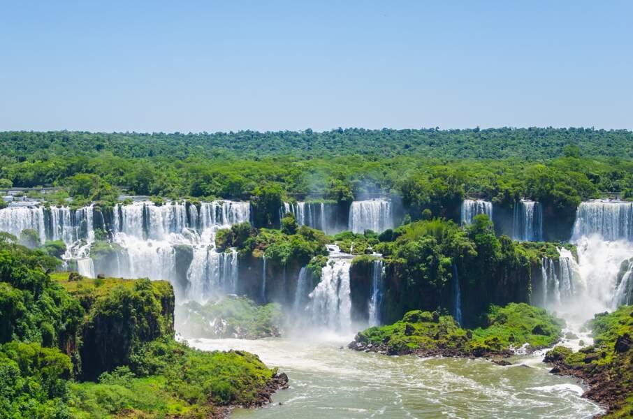 Chutes d'Iguazú (Argentine / Brésil)