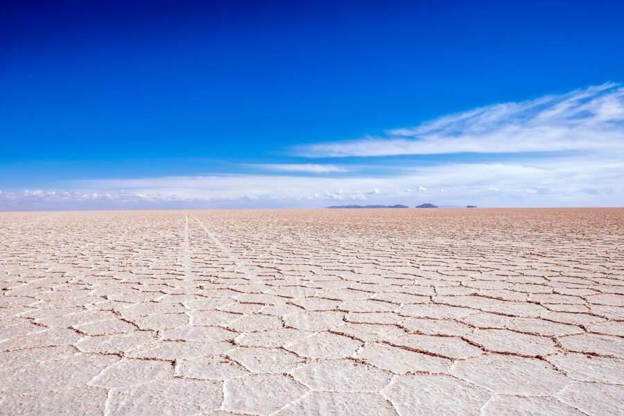 Salar de Uyuni (Bolivie)