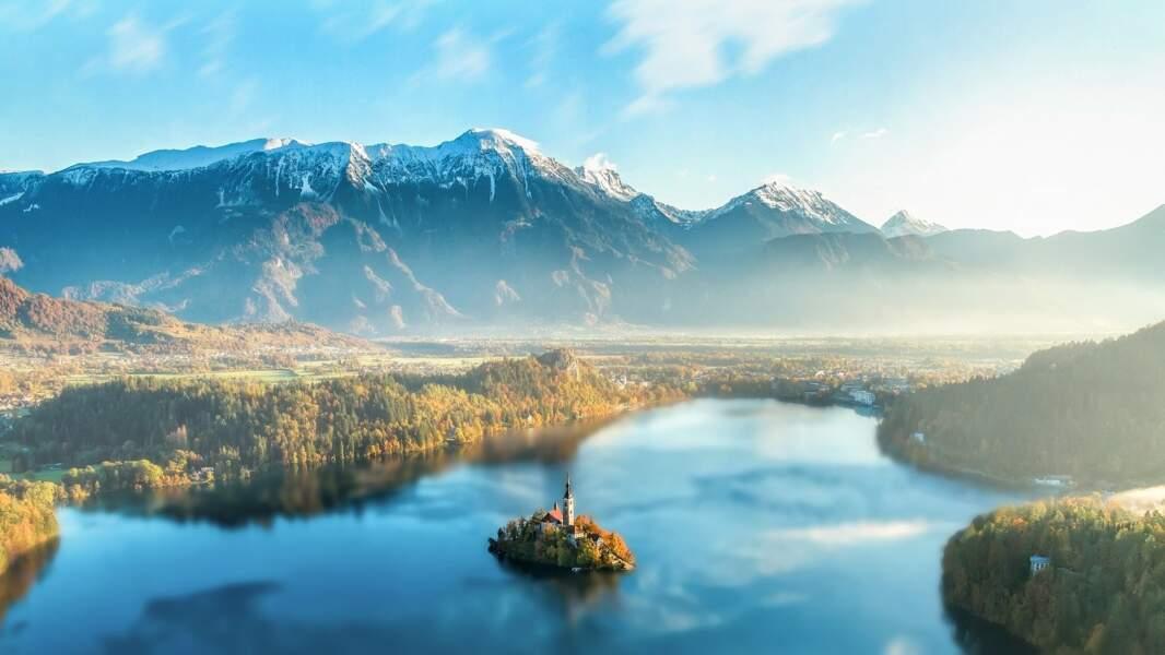 Lake Bled (Slovénie)