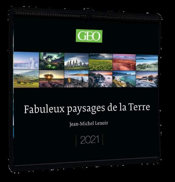 Grand calendrier GEO 2021