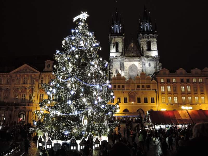Prague, en République Tchèque