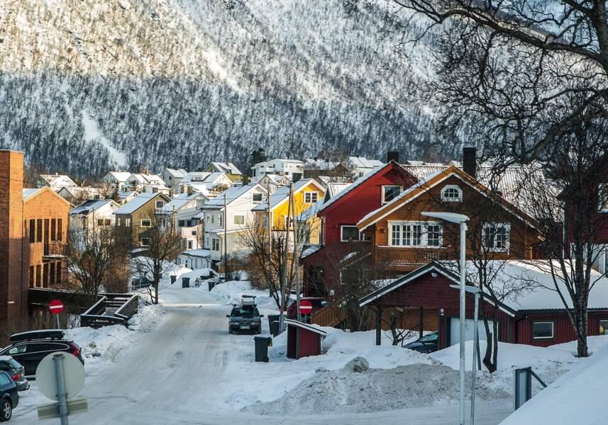 Tromso, en Norvège