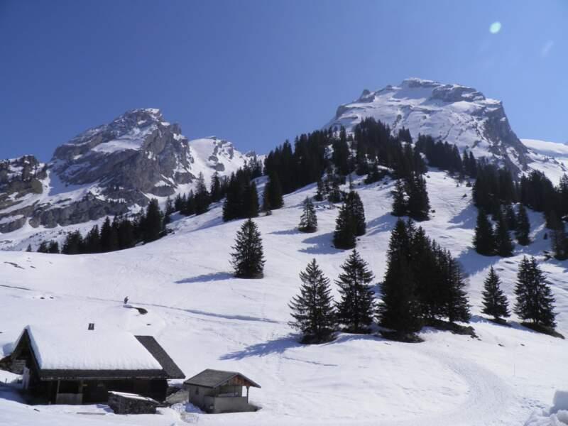 La Clusaz, en Haute-Savoie