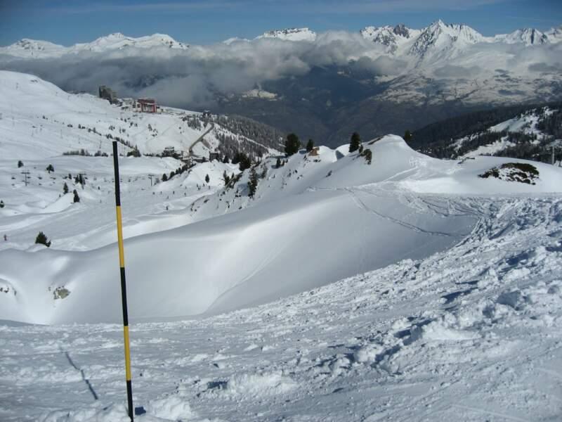 La Plagne, en Savoie