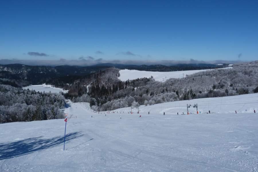 La Bresse-Hohneck, dans les Vosges