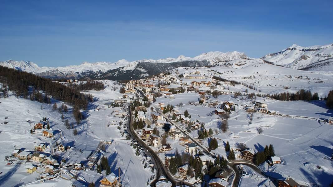 Valberg, dans les Alpes-Maritimes