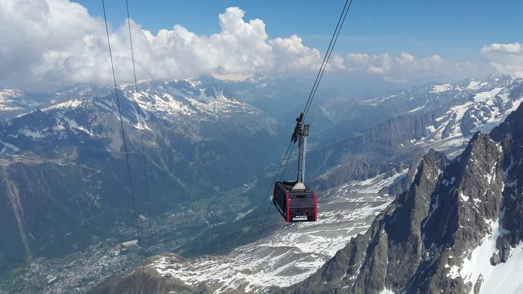 Chamonix, en Haute-Savoie