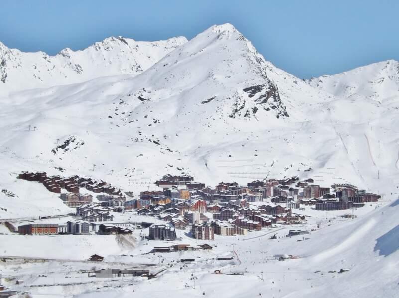 Val Thorens, en Savoie