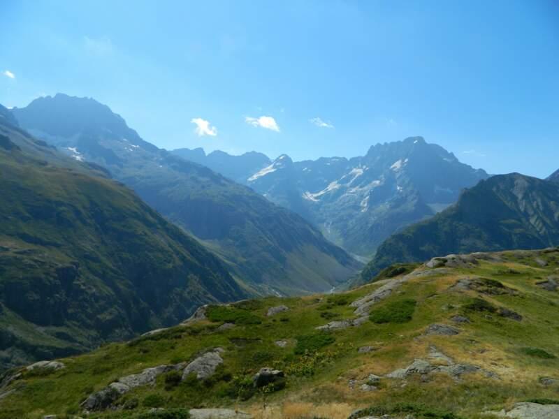 Le Valgaudemar, dans les Hautes-Alpes